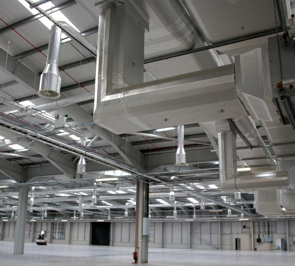 Reparación de equipos de climatización industrial - Aire acondicionado en Madrid