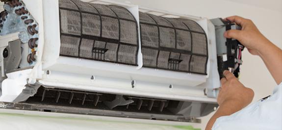 Reparación de equipos de aire acondicionado y climatización en Madrid