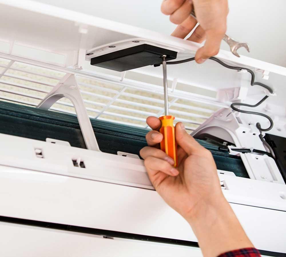 Reparación de equipos de aire acondicionado en Madrid